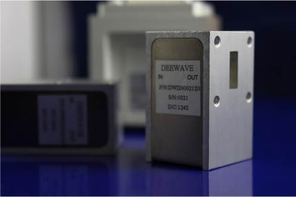 deewave waveguide isolator